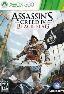 Assassins Creed 5 Black Flag Xbox 360 game