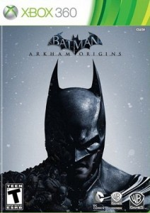 Batman Arkham Origins Xbox 360 Action games
