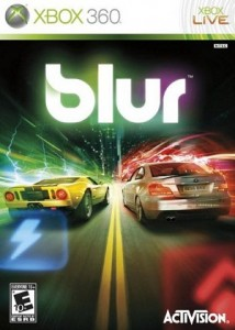 Blur Xbox 360 Racing Game