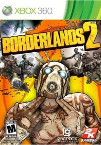 Borderlands 2 Xbox 360 Action game