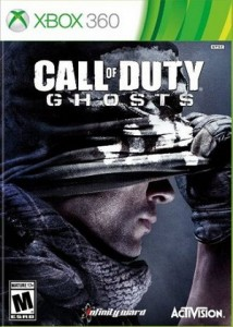 Call Of Duty Ghosts Xbox 360 Action game