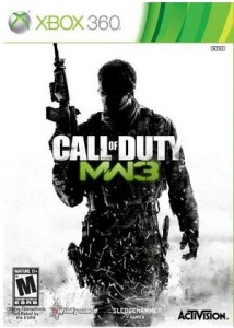 Call Of Duty Xbox 360 game