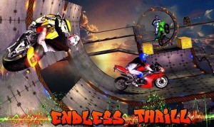 Crazy Bike Stunts 3D free Android Game