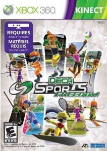 Deca Sports Freedom Xbox 360 Sport game