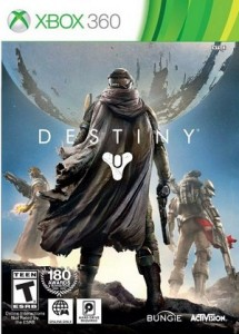 Destiny Standard Edition Xbox 360 Action game