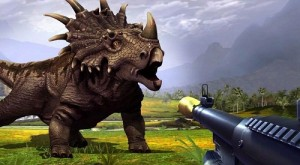 Dino Hunter Free Android Games
