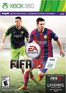 FIFA 15 Xbox 360 Sports Games