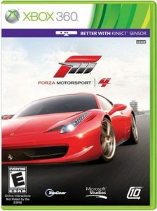 Forza Motorsport 4 Xbox 360 Sport game
