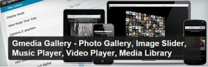 Gmedial Gallary Slider Plugin For WordPress