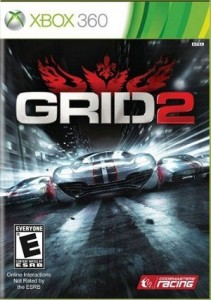 Grid 2 Xbox 360 Racing Game