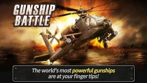 Gunship Battle Action game for Android