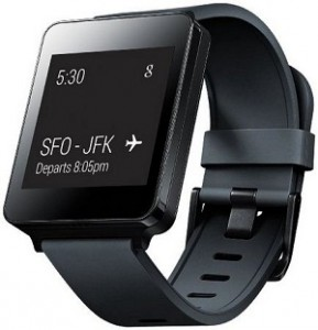 LG Electronics G Android Wear Smartwatch