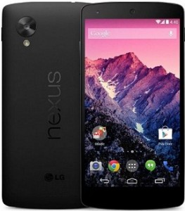 LG Nexus 5 Unlocked Android Phone