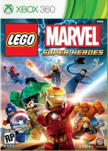 Lego Marvel Super Heroes Xbox 360 Action game