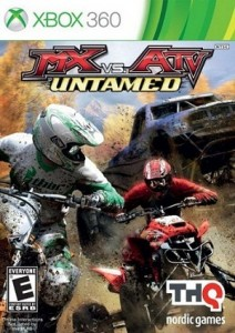 MX Vs ATV Untamed Xbox 360 Racing Game