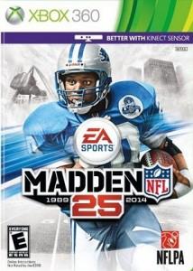 Madden NFL 25 Xbox 360 Sport game