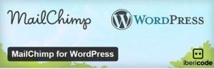 MailChimp WordPress Plugin