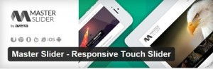 Master Responsive Touch Slider Plugin For WordPress