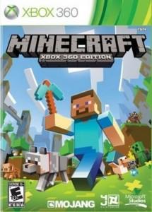 Minecraft Xbox 360 games