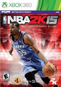 NBA 2K15 Xbox 360 Sport game