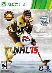 NHL 15 Xbox 360 Sport game