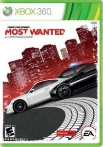Need For Speed Most Wanted Xbox 360 Racing Game