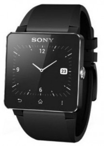 Sony SW2 Android Wear Watch