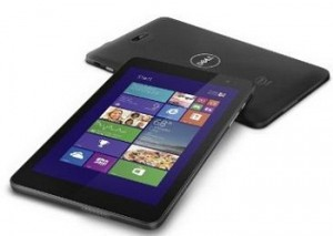 Dell Venue 8 Windows Tablet