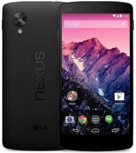 LG Nexus 5 Android smartphone