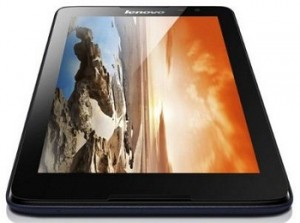 Lenovo Idea Android tablet