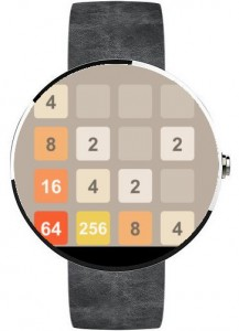 2048 Android Wear Games