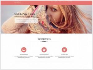 Ariwoo WordPress theme for travel
