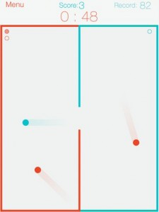 BiDot Android wear game