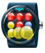 Bubble Explode android wear game