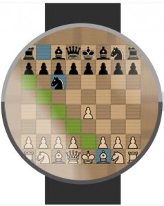 Emerald Chess for Android wear sport game