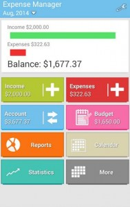 Expense Manager Finance apps for android