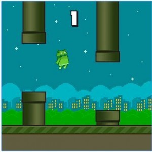 Flopsy Droid android wear game