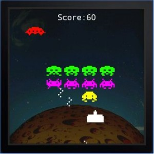 Invaders android wear games