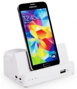 KMASHI speaker dock for android