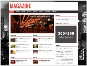 MH Magazine lite news themes for WordPress