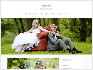 Match WordPress theme for travel