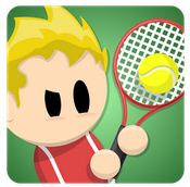 Tennis Racketeering android wear sport games