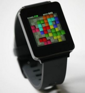 TetroCrate 3D android wear quiz game