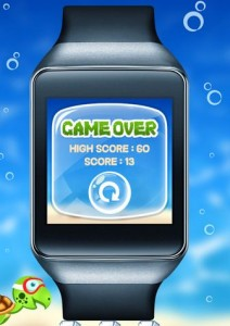 Turtle Quest android wear game