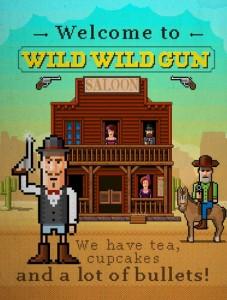 Wild Wild Gun android wear game