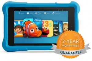 Amazon Fore HD learning tablets for toddlers