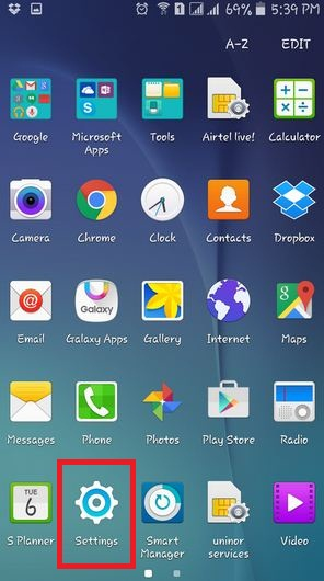 how to set up foxtel go on android