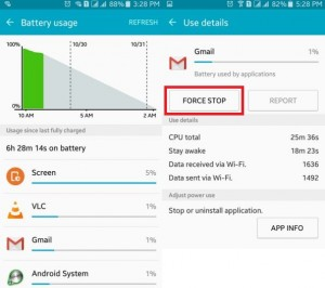How to save battery on android lollipop