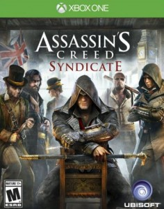 Assassin's Creed syndicate Xbox one games