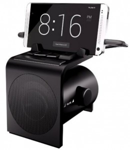 Hale Dreamer Alarm clock speaker dock for android